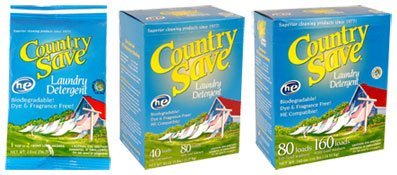 Country Save Detergent 10lbs