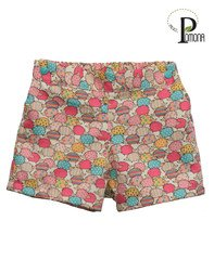 Project Pomona shorts for Cloth Diapers