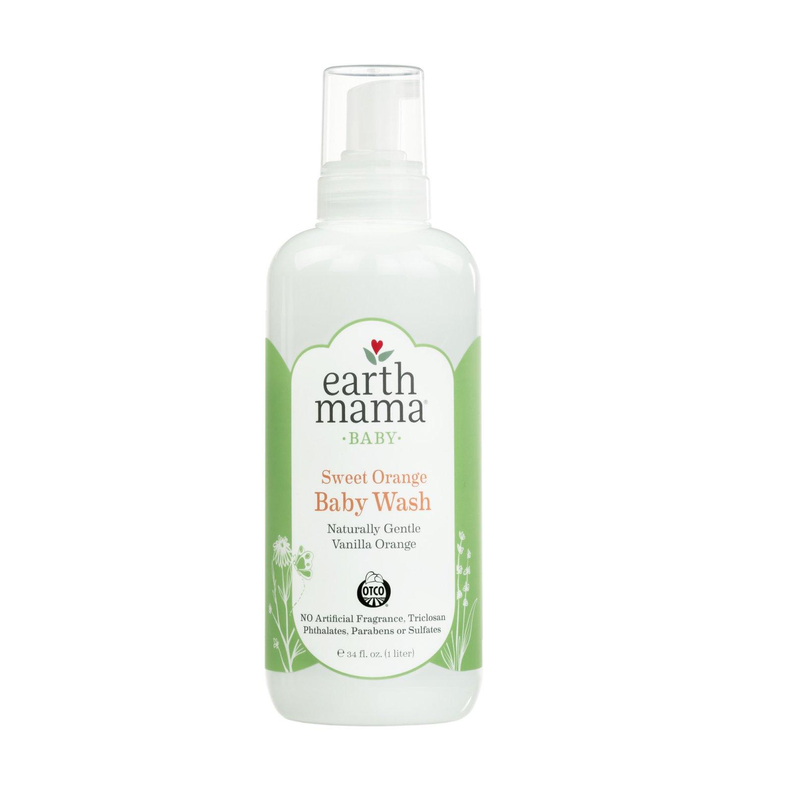 Earth Mama Baby Wash