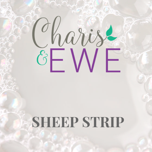 Charis 'N Ewe Sheep Strip Wash