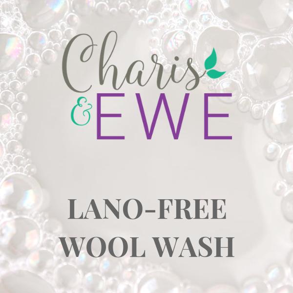 Charis 'N Ewe Lanolin Free Wool Wash