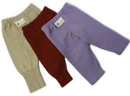 Babee Greens Upcycled Wool Longies