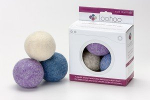 LooHoo Wool Dryer Balls (SINGLE)