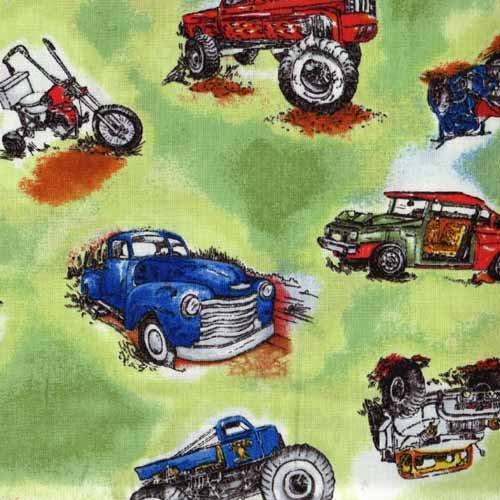 Paintbrush Studio - The Good Life - 120-14471 Trucks Green