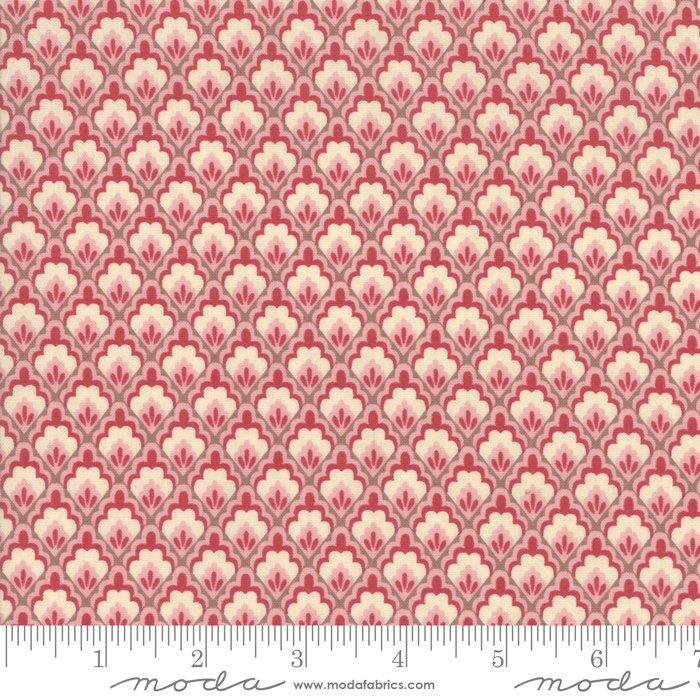 Moda | French General | Chafarcani 13851 15 Pale Rose