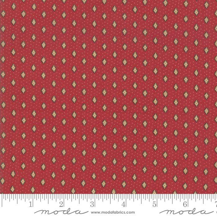 Moda | French General | Chafarcani 13857 11 Rouge