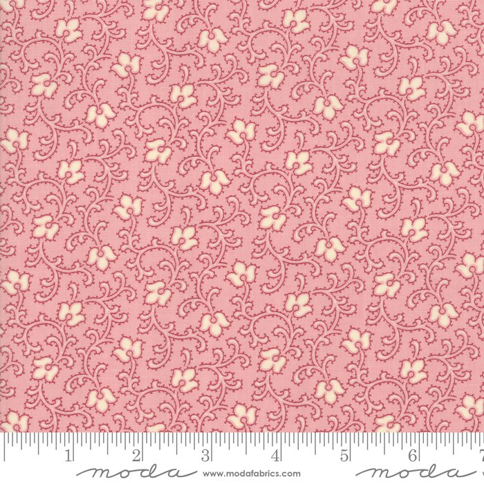 Moda | French General | Chafarcani 13858 16 Pale Rose
