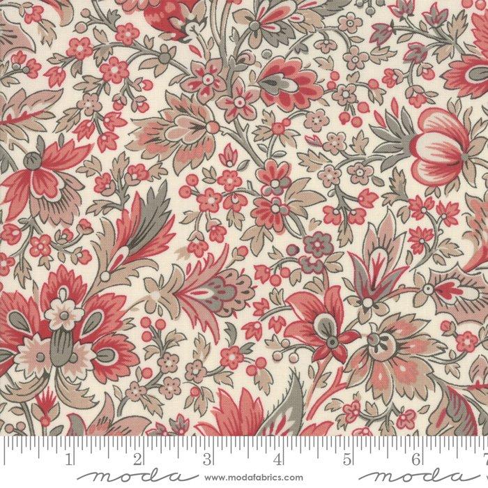 Moda | French General | Chafarcani 13860 12 Pearl Floral