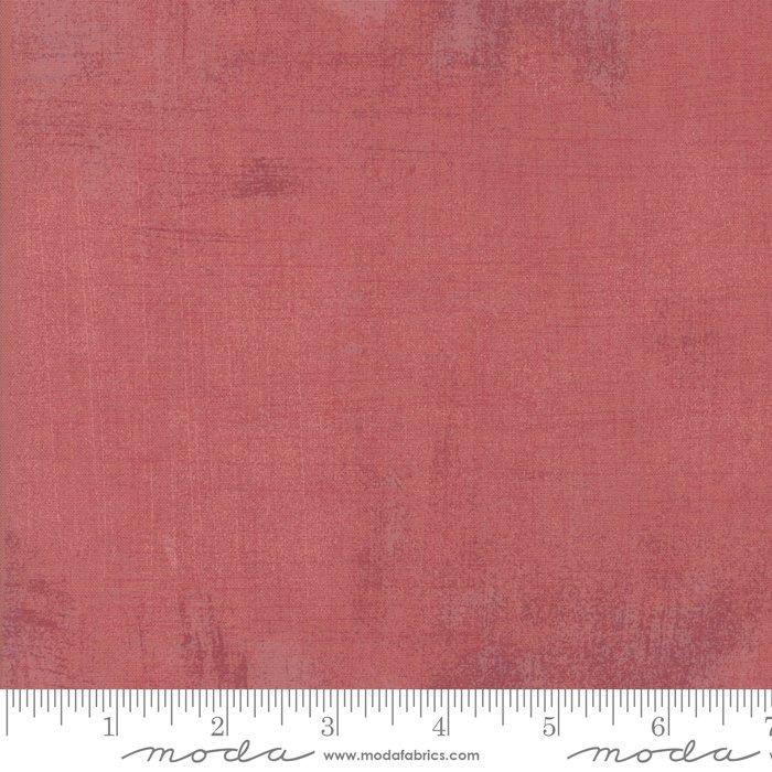 Moda Grunge Basics 30150 465 Sweet Berry