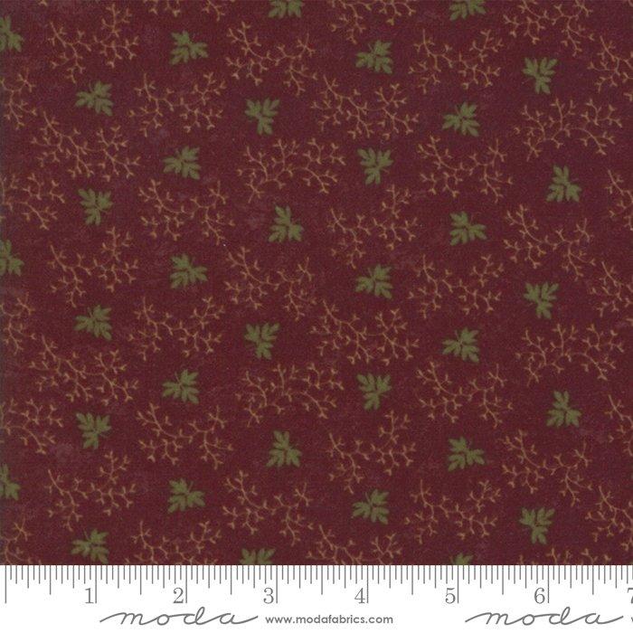 Moda - Country Road Flannel 9573-16F Purple