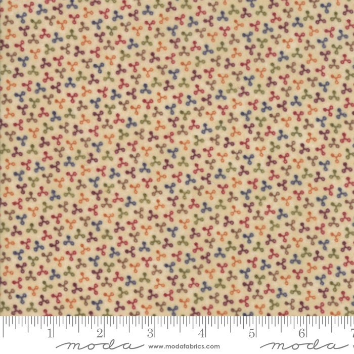 Moda - Country Road Flannel 9575-11F Tan