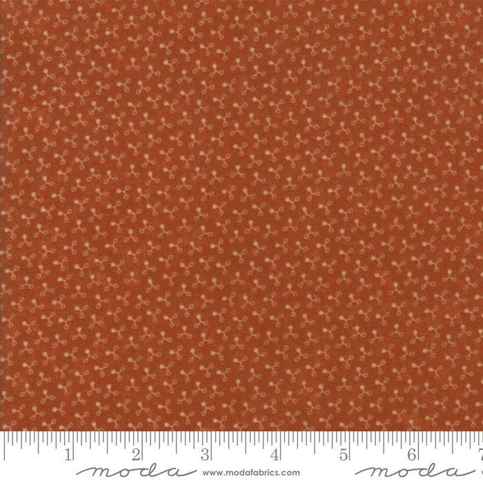 Moda - Country Road Flannel 9575-17F Pumpkin