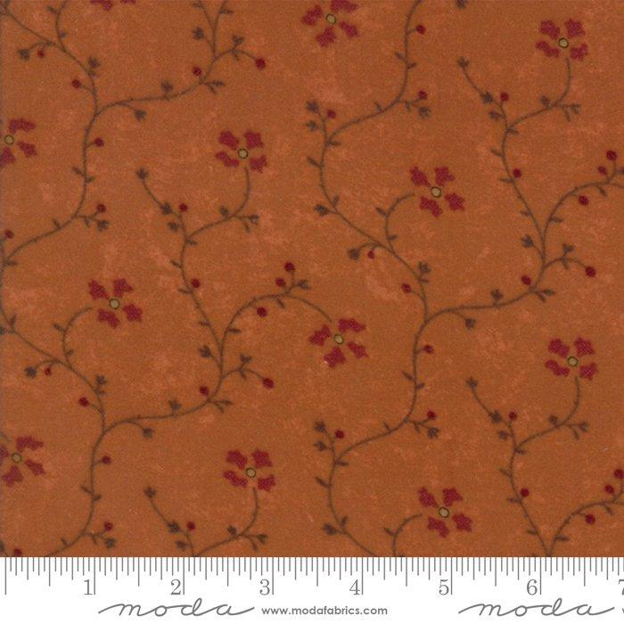Moda - Country Road Flannel 9576-17F Pumpkin