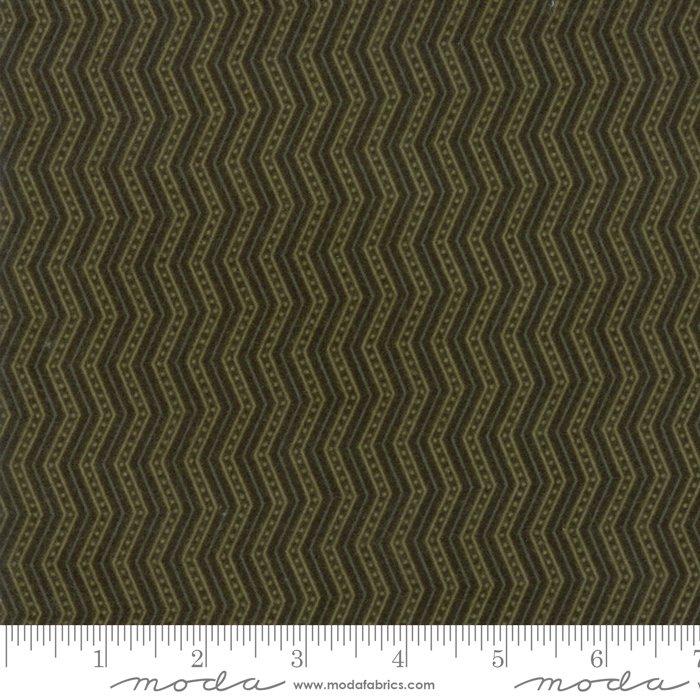 Moda - Return to Cub Lake 6746-14F Forest Flannel