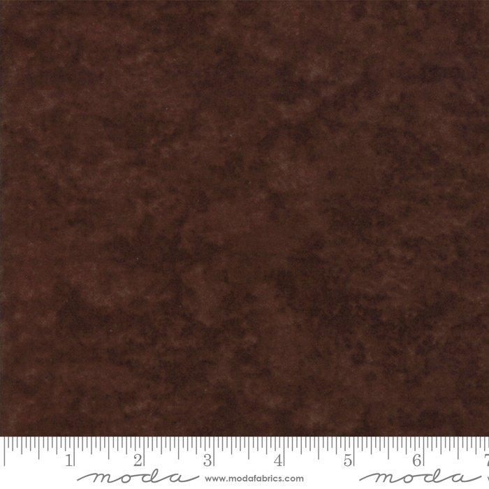 Moda - Return to Cub Lake 6538-157F Dark Brown Flannel