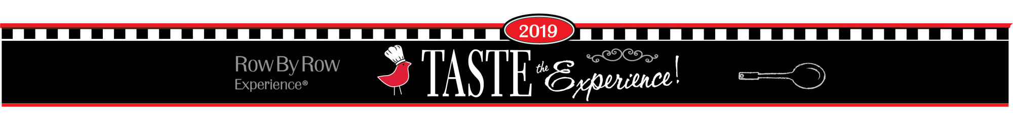2019 Row By Row Experience 2019 Taste The Experience