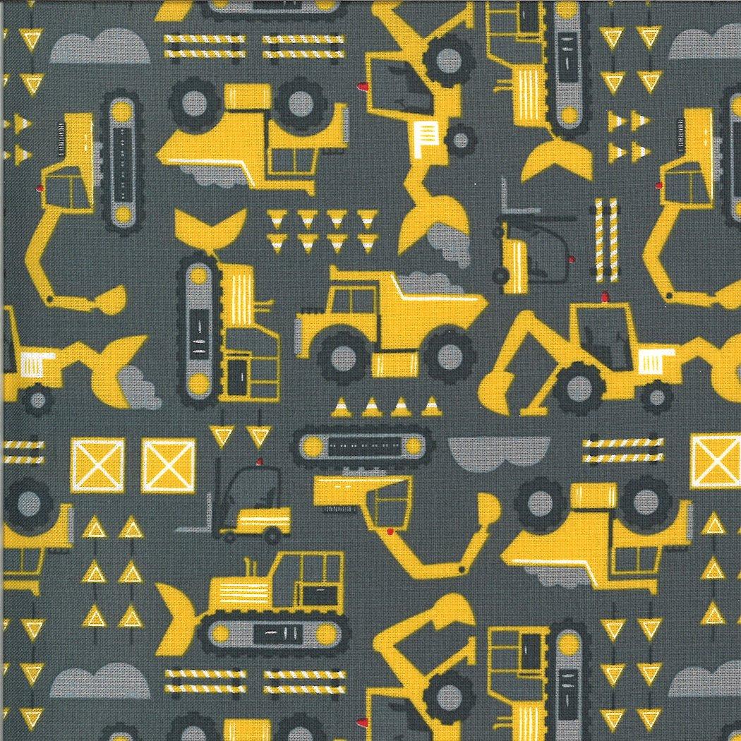 Moda On The Go - Let's Build 20724 18 Asphalt by Stacy Iest Hsu
