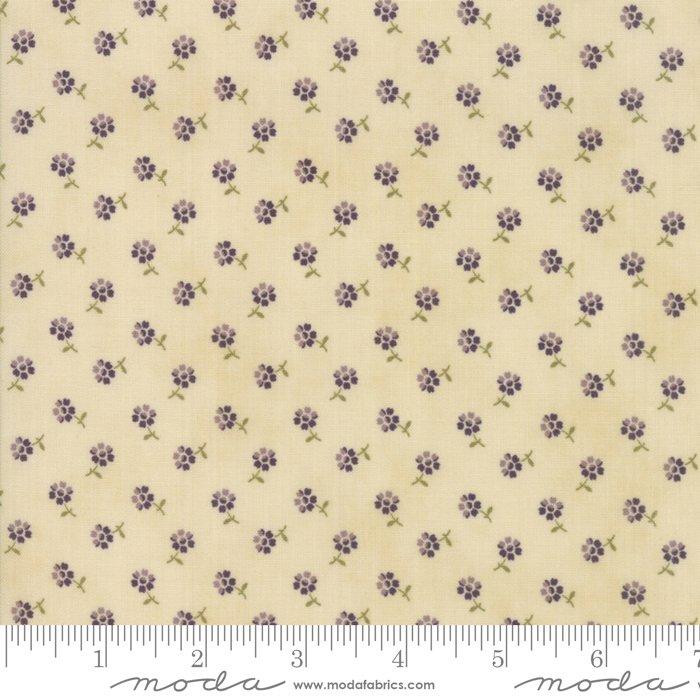 Moda | Sweet Violet by Jan Patek 2226-11 Floral Posy- Ivory