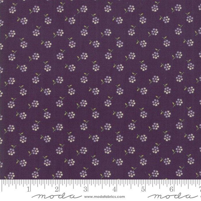 Violet by 1//2 yard MODA Fabric ~ SWEET VIOLET ~ by Jan Patek 2221 12