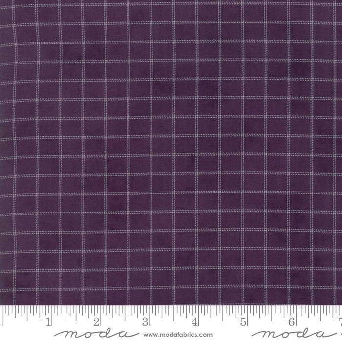 Moda | Sweet Violet by Jan Patek - 2227-12 Violet Plaid
