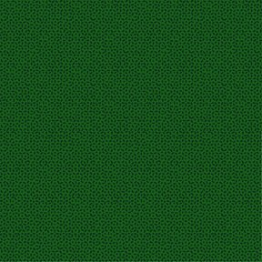 P&B Crystals - Speckle Texture Tonal 26784 DK GRE1 Dark Green