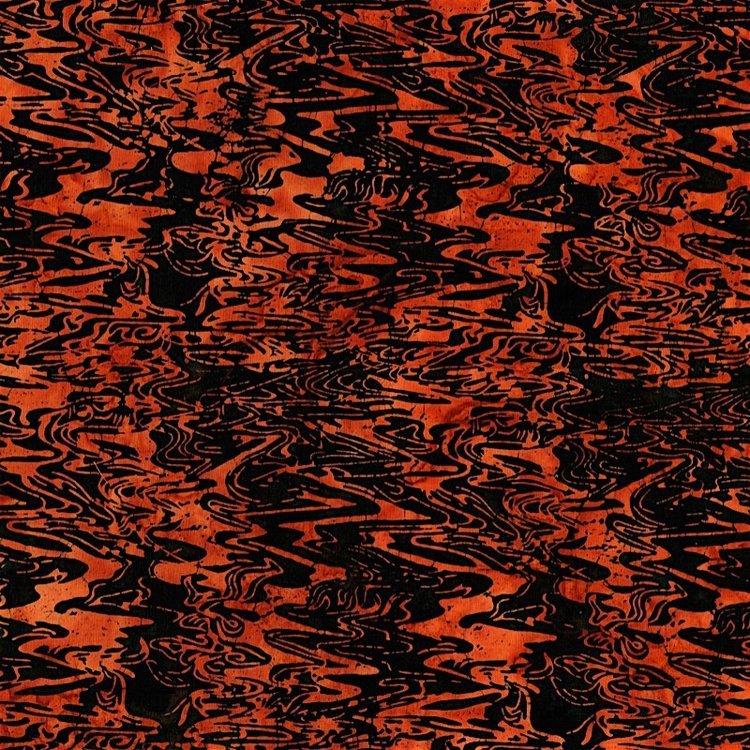 RJR Blossom Batiks 2809-005 WAVES - MONARCH