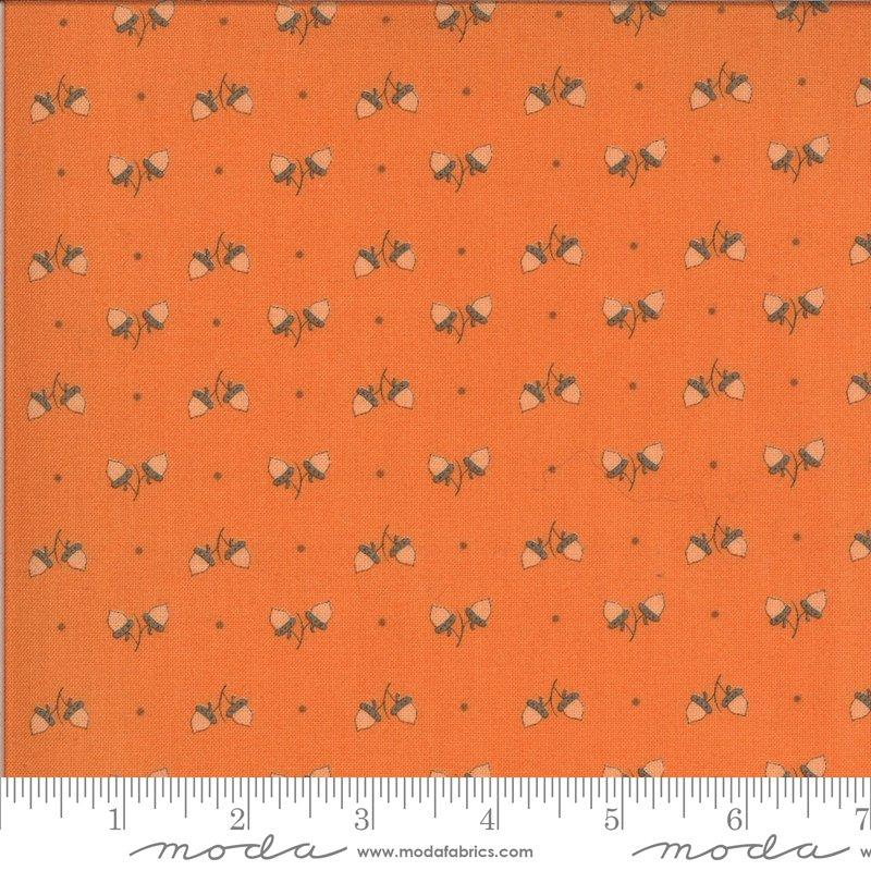 Moda Squirrelly Girl 2975 15 Pumpkin- Acorn Days