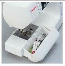 3160 accessory compartment