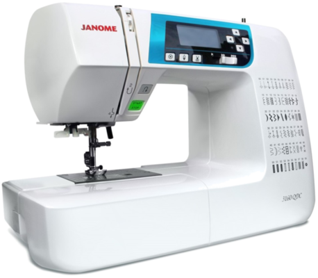 Janome 3160 QDC-B Computerized Sewing and Quilting Machine