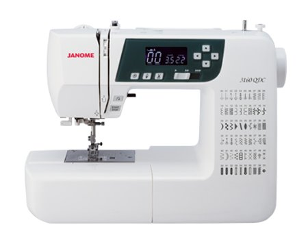 PRE-OWNED Janome 3160 QDC Computerized Sewing and Quilting Machine