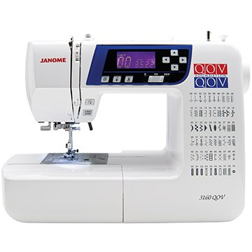 Janome 3160 QOV Quilts of Valor | Computerized Sewing and Quilting Machine