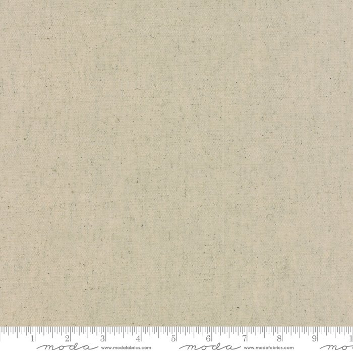 Moda LINEN MOCHI Unbleached Linen - Textured Dots by Momo 32911-11