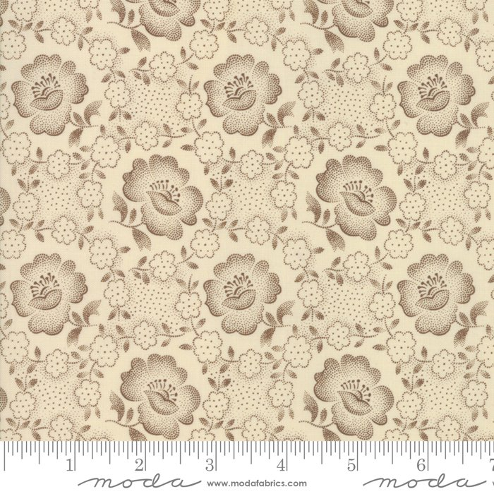 Jo's Shirtings by Jo Morton for Moda Fabric | 38040 12 Parchment