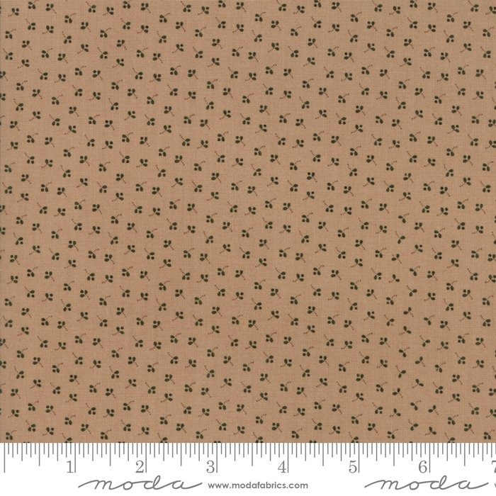 Jo's Shirtings by Jo Morton for Moda Fabric | 38042 14 Mocha