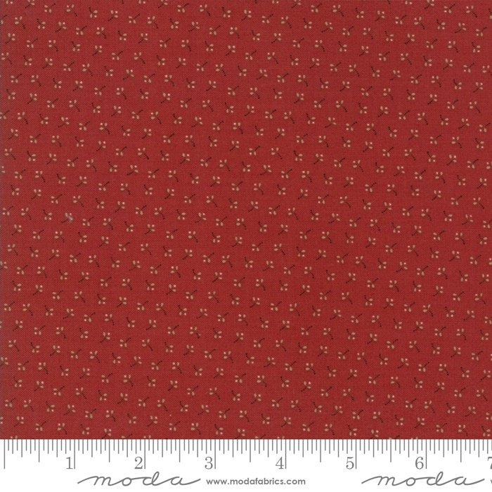 Jo's Shirtings by Jo Morton for Moda Fabric | 38042 18 Brick