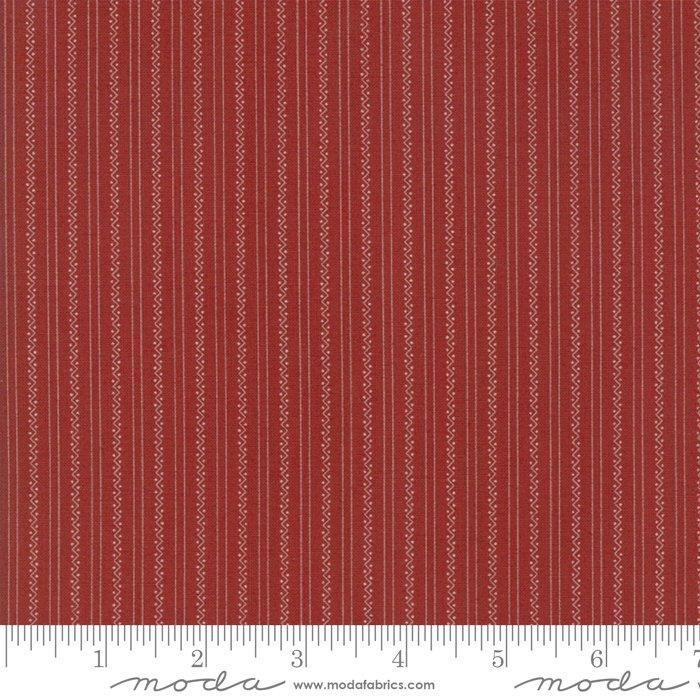 Jo's Shirtings by Jo Morton for Moda Fabric | 38043 18 Brick