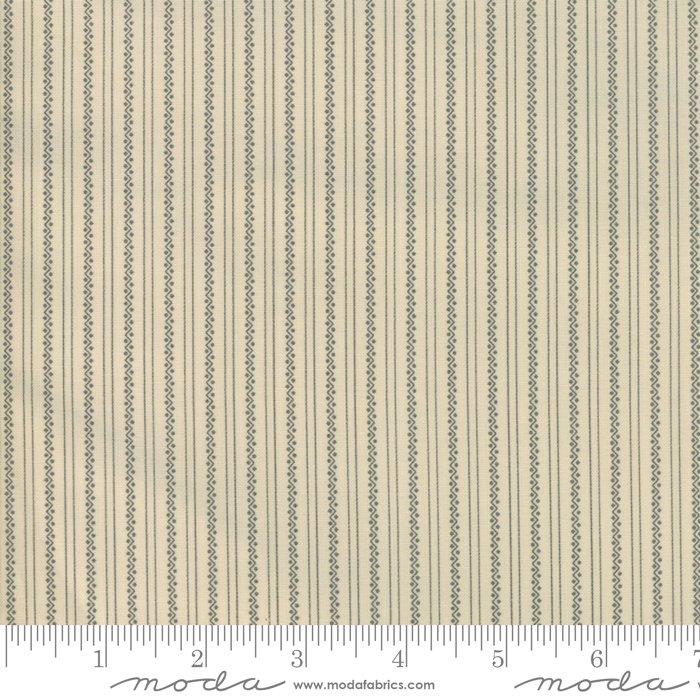 Jo's Shirtings by Jo Morton for Moda Fabric | 38043 21 Latte Charcoal