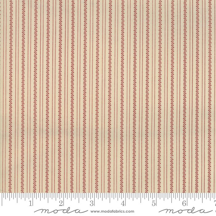 Jo's Shirtings by Jo Morton for Moda Fabric | 38043 22 Latte Brick