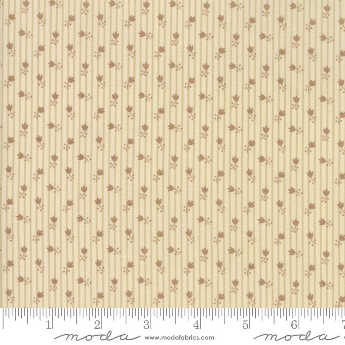 Jo's Shirtings by Jo Morton for Moda Fabric | 38045 12 Parchment
