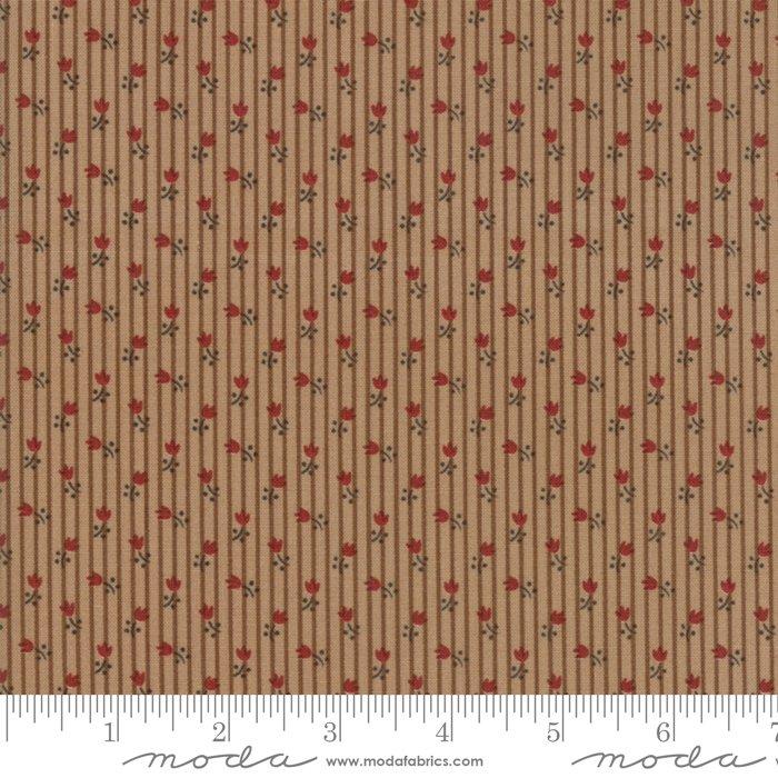 Jo's Shirtings by Jo Morton for Moda Fabric | 38045 14 Mocha