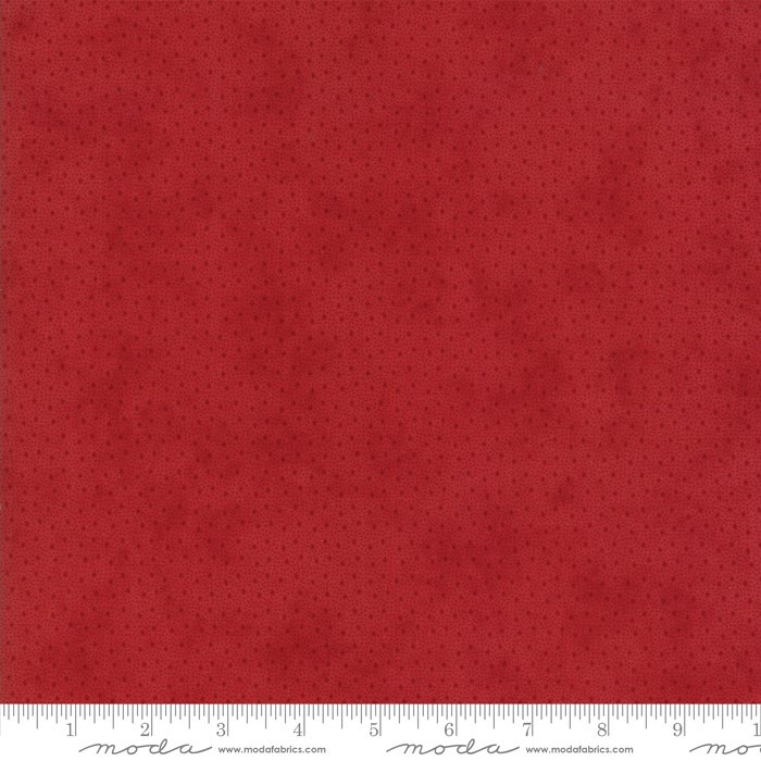 Moda Fabrics - Holly Woods by 3 Sisters - 44177 17 Berry Snowflakes
