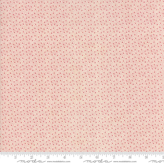 Moda Fabrics - Holly Woods by 3 Sisters - 44177 21 Snow Berry Snowflakes