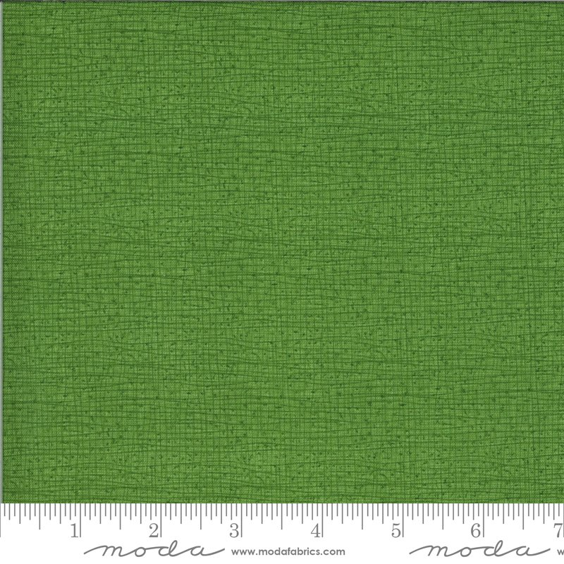 Moda - Solana 48626 135 Thatched Sprout Green
