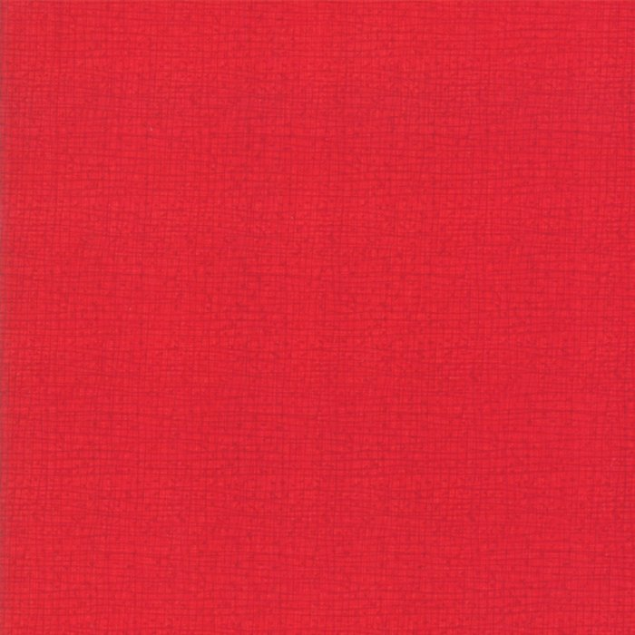 Moda Thatched Crimson 48626 43 by Robin Pickens Textured Tonal