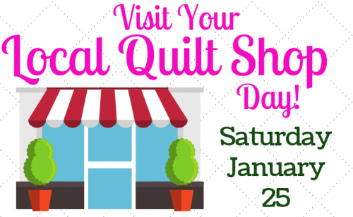 Visit Your Local Quilt Shop at The Fabric Garden