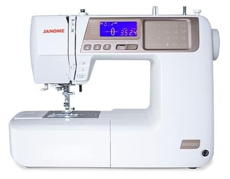 Janome 5300 QDC-T Sewing & Quilting Machine