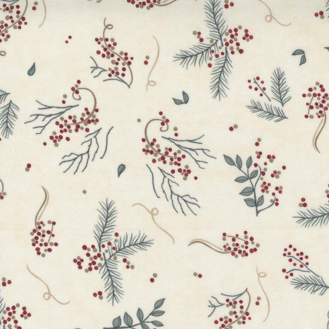 Moda - Warm Winter Wishes 6831 11 Snowflake