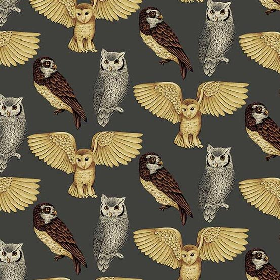 Wildlife Fabrics and Our Maine Favorites
