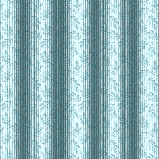 Andover - Something Blue by Edyta Sitar Laundry Basket Quilts A-8825-W