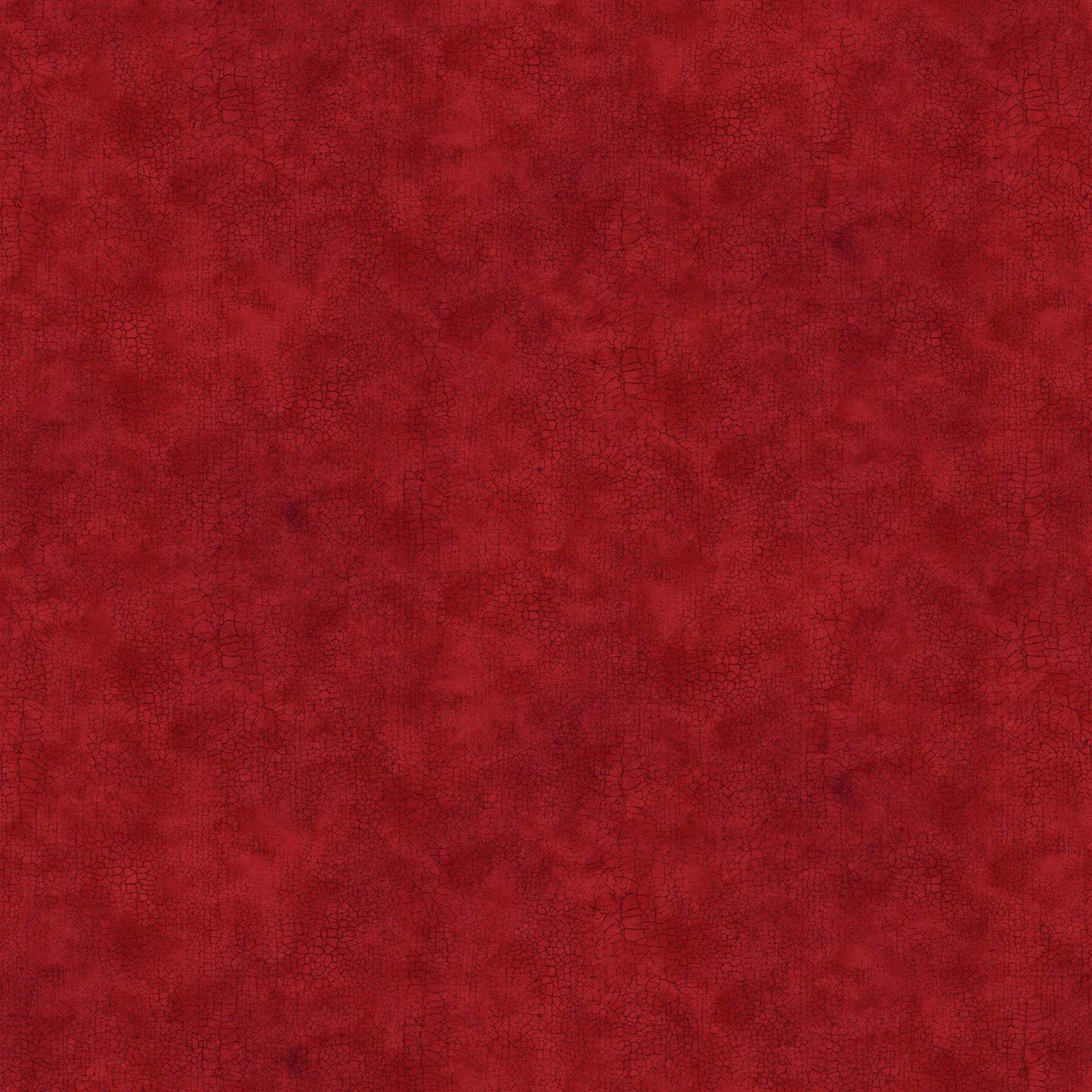 Northcott CRACKLE  9045-24 CRANBERRY Textured Tonal